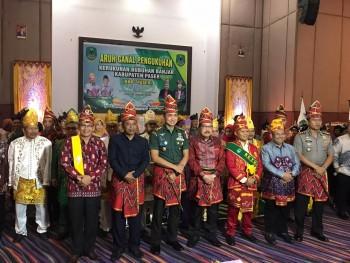 Bupati Ajak Bubuhan Banjar Sambut IKN & Kawal Pesta Demokrasi
