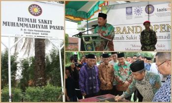 Grand Opening RS Muhammadiyah Paser