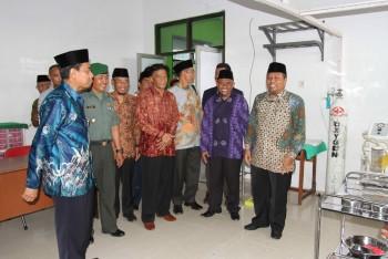 Bupati Sampaikan Ucapan Selamat Kepada Muhammadiyah