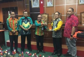 Perkuat Sistem Absensi Elektronik, Pemkab Paser Studi ke Pemkab Tabalong