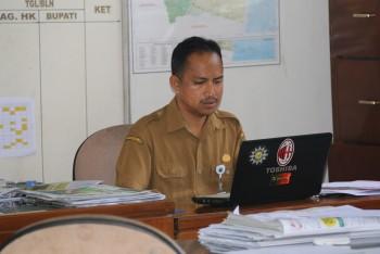 Hadiri Undangan BPK RI di Pontianak, Bupati Tunda Tinjau Asrama di Malang