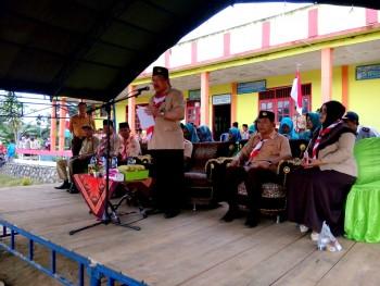 Bupati Berharap Pramuka Kenalkan Sejarah Indonesia