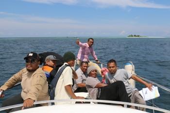 Pemkab Paser Laksanakan Inventarisasi Pulau