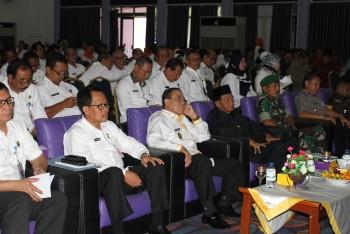 Wabup Buka Musrenbang Kabupaten 2017