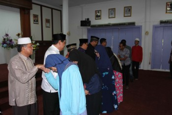 Bupati Lepas Kafilah Paser Ikuti MTQ ke-39 Provinsi Kaltim