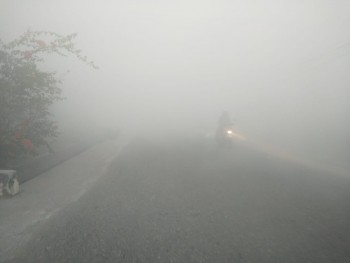 Sekda Ingatkan Bahaya Karlahut & Kabut Asap