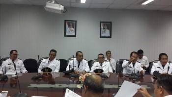 Camat Long Kali Wakili Paser Ajang Camat Berprestasi Kaltim