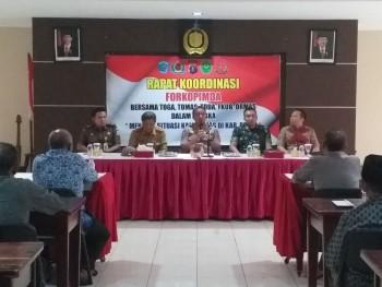 Wabup Kaharuddin  Imbau Jaga Situasi yang Aman & Kondusif