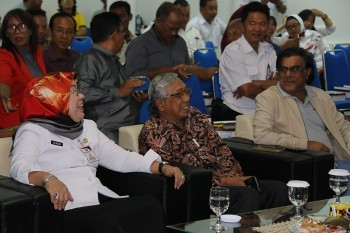 MoU Kemitraan Dihadiri Mantan Menteri