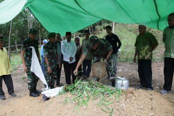 Wabup Ajak Masyarakat Muara Toyu Jaga Silaturahmi & Kerukunan Warga