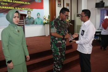 Forkopimda, Ketua DPRD & Pejabat, Ngumpul Pisah Sambut Dandim 0904