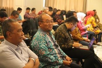 Lokakarya Keuangan Negara Dihadiri Tiga Pimpinan Instansi Paser