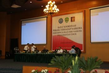 Indonesia Darurat Narkoba       Faroek: Kaltim Ranking ke 3 Penyalahguna Narkoba