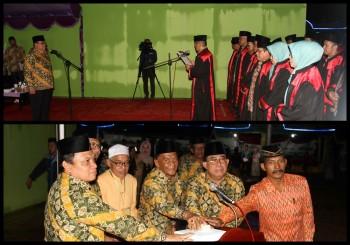 Wabup Mardikansyah Buka MTQ 43 Kabupaten