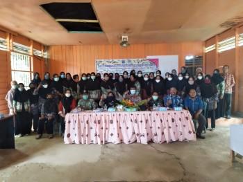 DP2KBP3A berlari Jadikan Kabupaten  Paser Responsif Gender Dengan Inovasi  ASAM PUTAR dan SATE PUAN