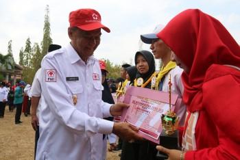 Wabup Kaharuddin Ajak Semua  Pihak Mengambil Peran Memajukan PMI