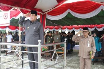 Wabup Pimpin Upacara Hari Kebangkitan Nasional