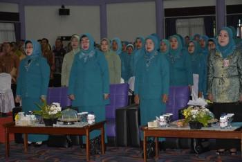 Peringatan HKG PKK Berlangsung Meriah
