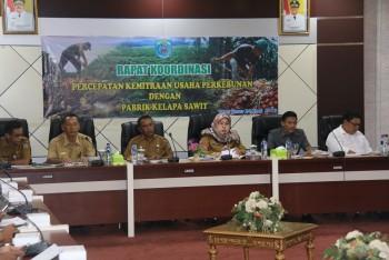Sekda Harapkan Ada Langkah Strategis untuk Petani Sawit