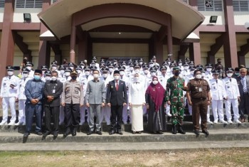Berikut 52 Kepala Desa yang Baru Dilantik Bupati