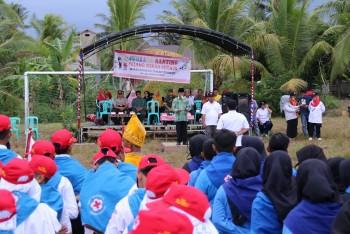 20 Sekolah Ikuti Jumbara Ranting PMR I Kecamatan Tanah Grogot