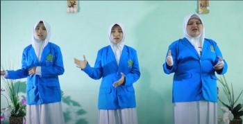 TIM Musabaqah Syarhil Qur'an MTsN 1 Paser Juara 3 Se-Asia Tenggara