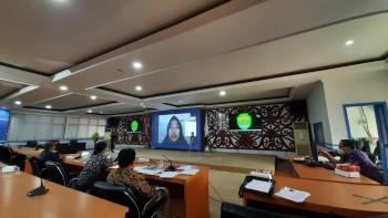Siswi MAN IC Paser terpilih Muhibah Budaya Jalur Rempah