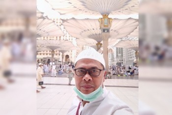 Jamaah Calon Haji Dihimbau Hemat Tenaga Persiapan Wukuf