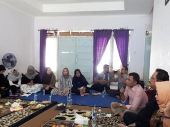 Bupati Paser Kunjungi Asrama Mahasiswa di Malang
