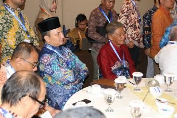Wabup Kaharuddin Ikuti CSS Akkopsi di Banjarmasin