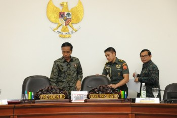 Presiden Jokowi Perintahkan Reformasi Total Manajemen ASN