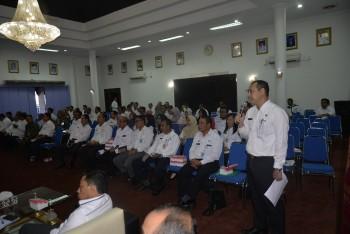Bupati Minta Realisasi Anggaran SKPD Di Percepat