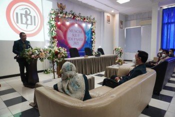 Buka Muscab ke-5 IDI Paser, dr Fahmi Bernostalgia
