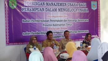 BPPKB Gelar Bimbingan Manajemen Usaha Bagi Perempuan