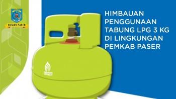 ASN dan Warga Mampu Diimbau Tak Pakai LPG 3 kg