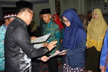 Plh Sekda Tutup Pelaksanaan STQ Kabupaten Paser