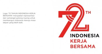 Download Logo dan Tema HUT ke-72 Kemerdekaan Republik Indonesia