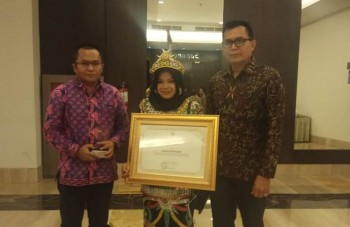 PKH Award 2019 karena Graduasi Tertinggi