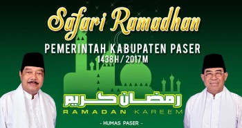 Bupati dan Wabup Gelar Safari Ramadhan