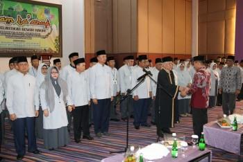 Kanwil Kemenag Lantik 120 Dewan Hakim & Panitera
