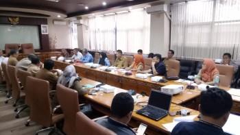 Perkuat Penanganan Korupsi, Pemkab Ikuti Rapat Persiapan PKS Antara APIP dan APH