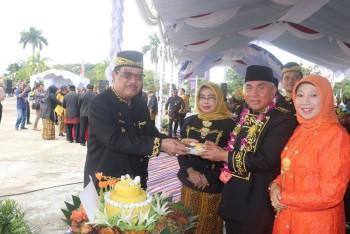 Gubernur Harapkan Hari Jadi Kabupaten Paser Sebagai Semangat Baru