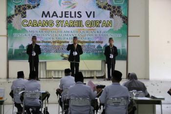 Hari Pertama, Kafilah Mohon Doa Masyarakat Paser