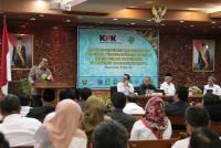 Rapat Koordinasi (Rakor) dan Supervisi Pencegahan dan Penindakan Korupsi Terintegrasi se-Kalimantan Timur Tahun 2017